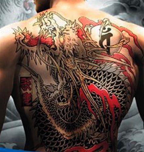 yakuza dragon tattoo designs japanese yakuza tattoo universal tattoo japanese yakuza