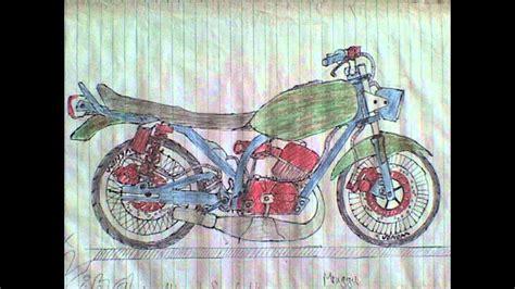 koleksi gambar motor modifikasi made