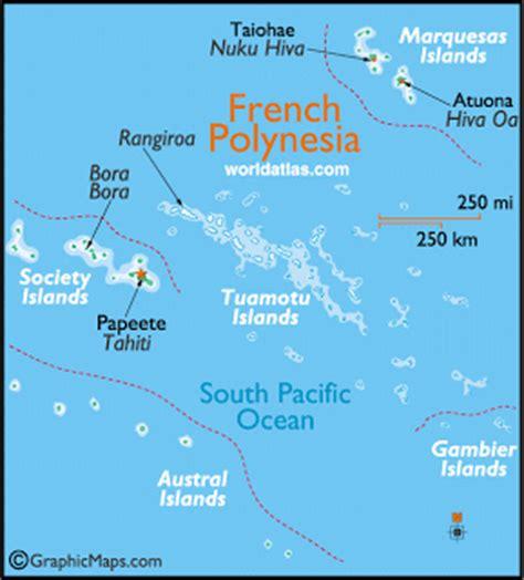polynesia world map map of polynesia bora bora