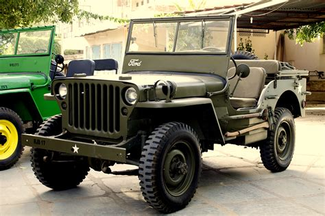 Image Gallery 1943 Military Jeep