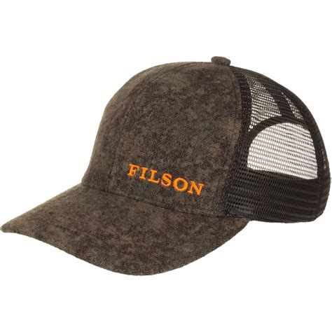 rugged hats filson logger rugged twill mesh hat backcountry
