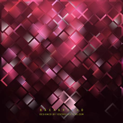 pattern black and pink black pink square background pattern 123freevectors