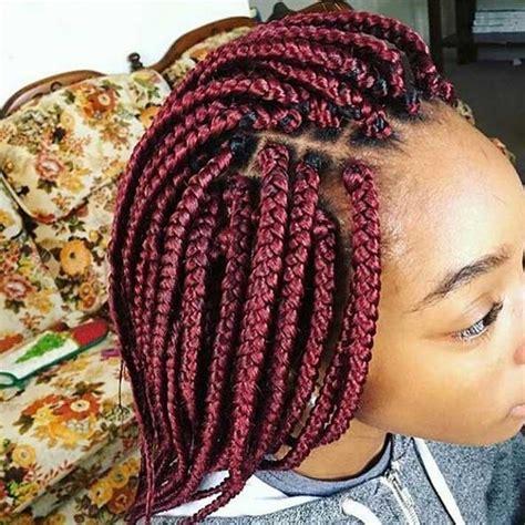 box braids hairstyles  black women african