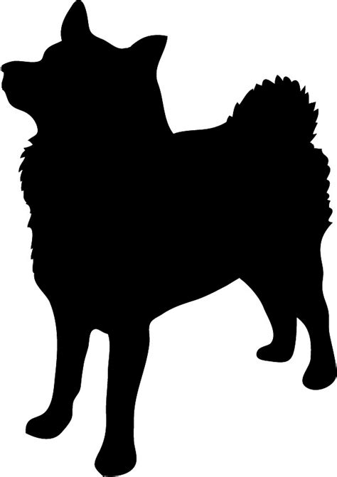 Website To Make Cards - dog silhouette