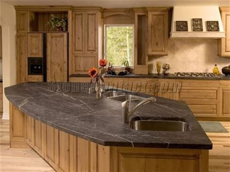 Soapstone Cooking Slabs Kitchen Countertops Soapstone Kitchen Countertop