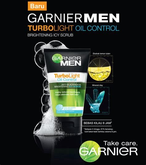 Garnier Lemon Scrub garnier turbolight icy scrub 100ml hermo