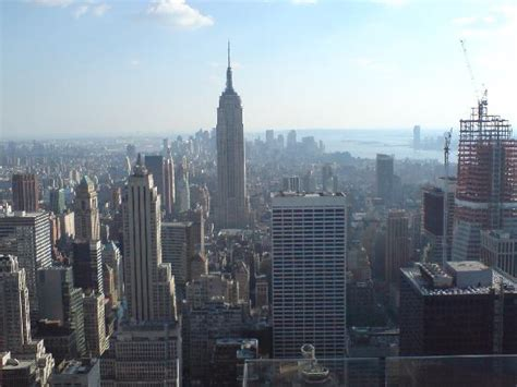 empire state building observation deck empire state building at picture of top of the