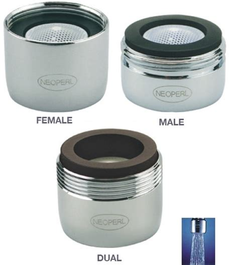 high flow faucet aerator 0 35 gpm pca aerator in reg 15 16x27 or 55 64