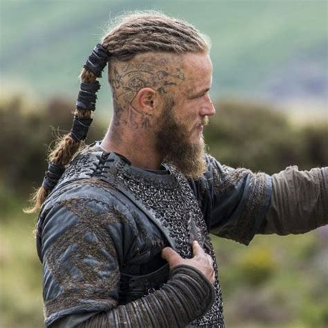 ragnar lothbrok long hair undercut hairstyle photograph the 25 best ragnar lothbrok hair ideas on pinterest