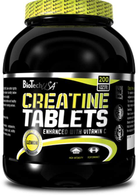 creatine 5 mg a day creatine tablets creatines biotechusa