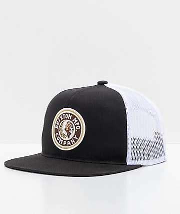 Topi Hat Trucker The Black hats the largest selection of streetwear hats zumiez