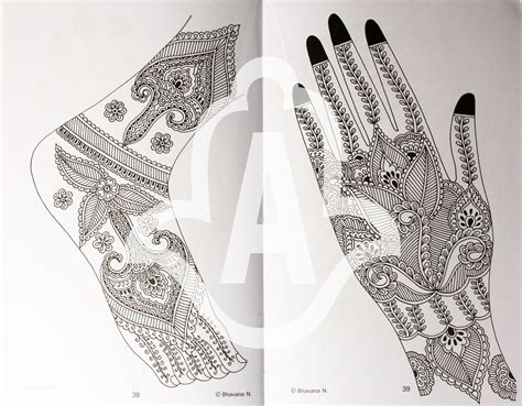 henna tattoo design book new imported henna design books just in artistic adornment