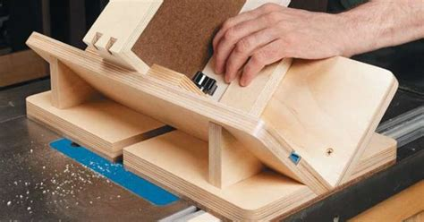 router table dovetail key jig woodsmith shop tools jigs