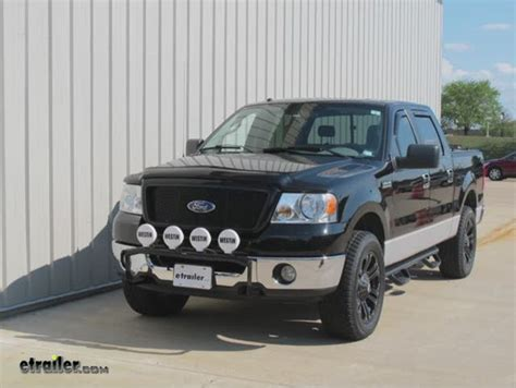 2006 Ford F150 Lights by Westin Road Light Mounting Bar W Installation Kit 2