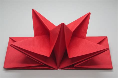 Paper Napkin Folding - paper napkin folding precreased 12