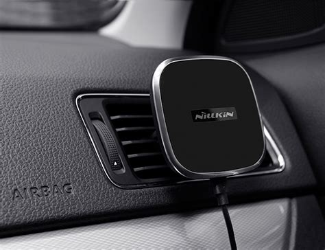 car wireless car smartphone wireless charging pad 187 gadget flow