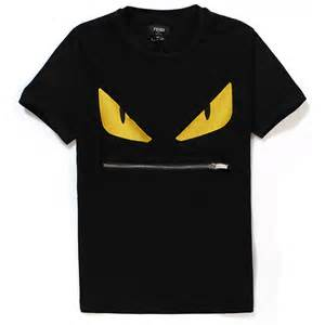 crewneck t shirt black