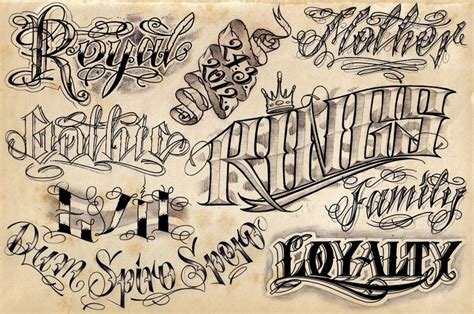 tattoo letters gangster style gangster writing font www imgkid com the image kid has it