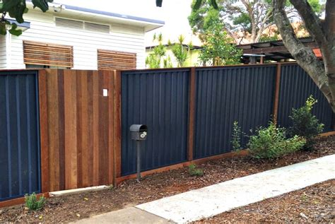 Online Garage Designer by Cost Of Colorbond Fencing Per Square Metre Metal Fencing