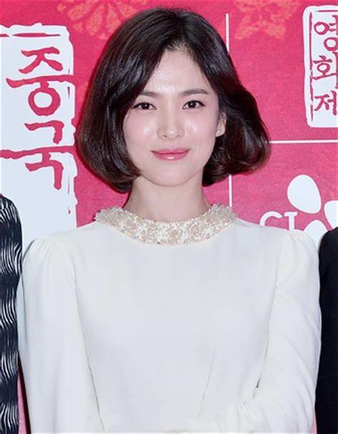 film pendek umay shahab song hye kyo til segar dengan rambut pendek di chinese