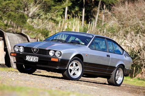1985 Alfa Romeo Gtv6 by Itunes By Alfa 1985 Alfa Romeo Gtv6 The Motorhood