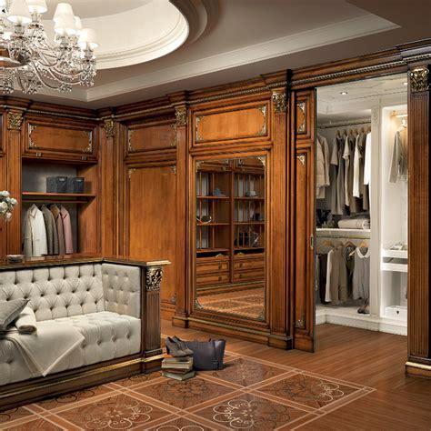 armadi classici di lusso arredamento classico di lusso in legno prestige mobili
