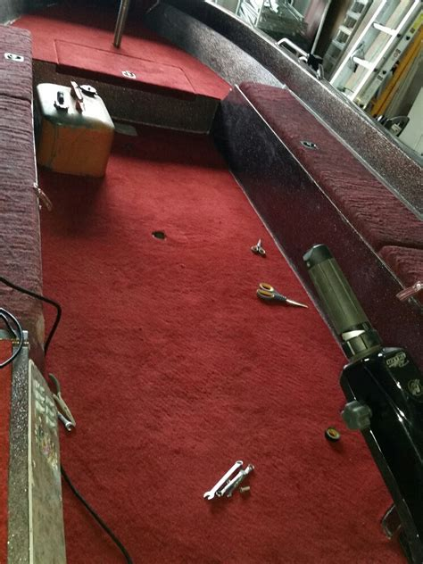 Replace Section Of Carpet by Ranger Boat Carpet Replacement Meze