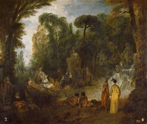 cuadros del siglo xviii pintura del siglo xviii y goya colecci 243 n museo