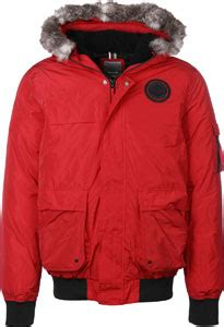 red bench jacket bench winter jacket red