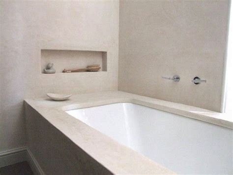 mooie natuurlijke badkamer mooie serene badkamer met dat natuurlijke lichtgrijs beige