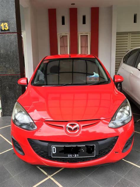 Jual Merah Jual Mazda 2 Merah M T S Juni 2011 Bandung Mobilbekas