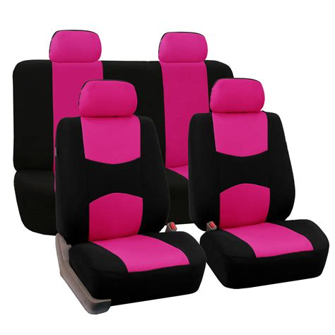 seat car seat covers 8 lowback flat cloth set auto seat covers ebay
