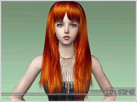 the sims 2 downloads fringe hairstyles xm sims2 free sims 2 computer game downloads hair objects