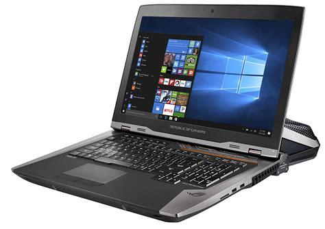 Laptop Asus Untuk Desain asus rog gx800 notebook quot of gaming quot dengan spek