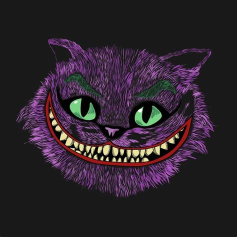 Batman The Joker Cheshire Cat T Shirt Size M cheshire joker