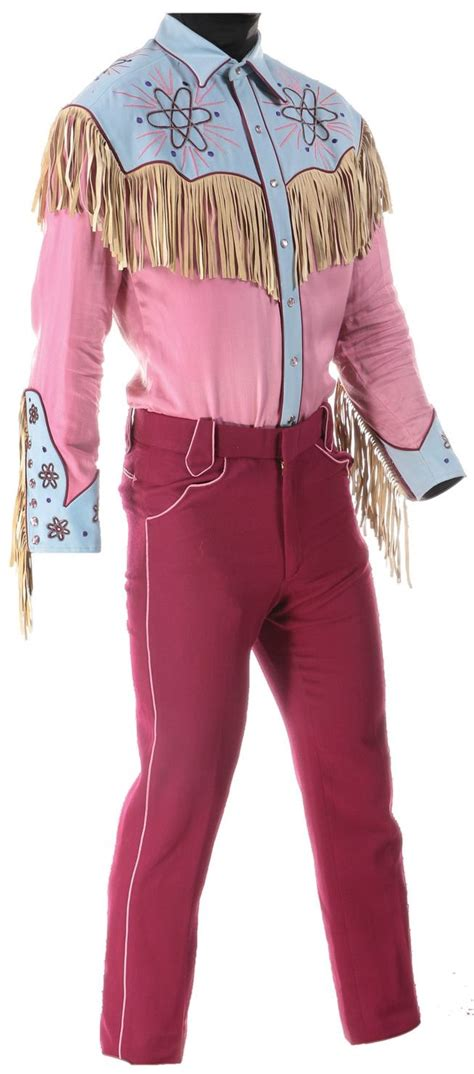michael j fox marty mcfly michael j fox marty mcfly western costume from back to
