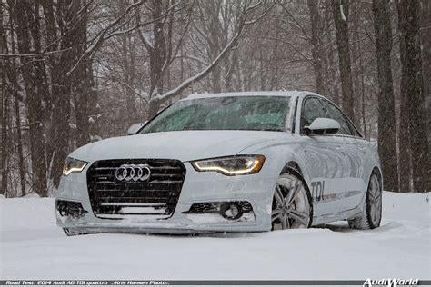 Audi A6 Teszt by 2014 Audi A6 Tdi Audiworld Audiworld