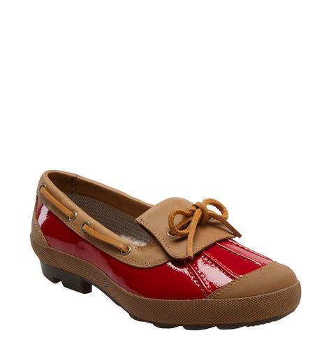 duck shoes for ugg australia ashdale duck shoe in lyst