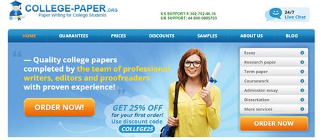 College Essay Review Services by College Paper Writing Service Reviews