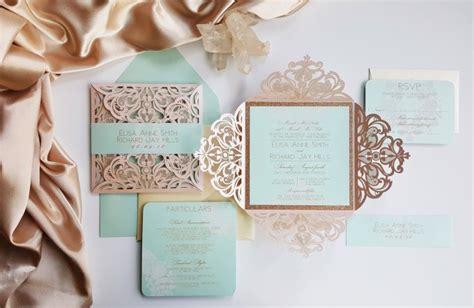 best etsy wedding invitations 50 best handmade wedding invitations on etsy photos