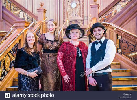 film titanic jahr titanic belfast staircase stockfotos titanic belfast