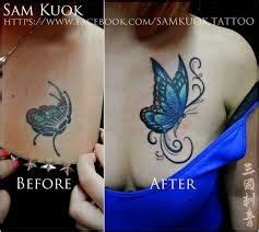 tattoo nightmares butterfly cover up cover up tattoos butterfly google search tattoos