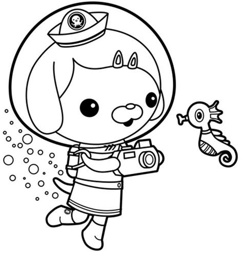 coloring pages at at get this coloring pages of octonauts 48860