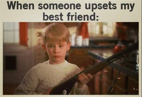 Funny Best Friend Memes - dont hurt my best friend funny pictures quotes memes