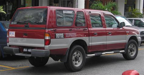 closed bed file ford ranger southeast asian second generation closed bed rear serdang jpg