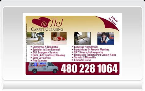 Cleaning Services Business Cards Exles