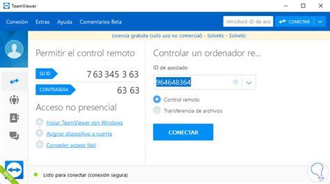 tutorial como descargar windows 10 gratis c 243 mo descargar teamviewer 13 gratis para windows 10 solvetic