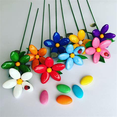 confetti in fiore sulmona margherita forma confetto confetti in fiore snc