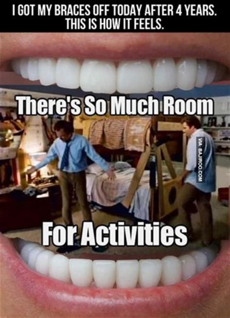 Braces Memes - getting braces put on quotes quotesgram