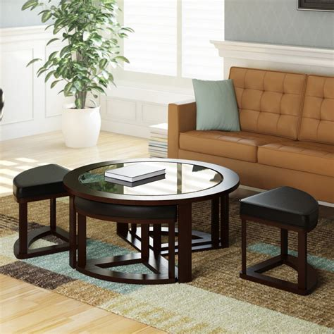 coffee table with stools underneath coffee table with stools underneath loccie better